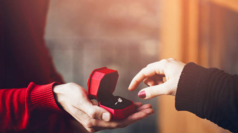 Bride-to-be sells house to pay for 'perfect' engagement ring