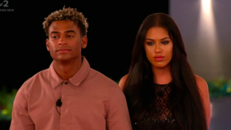 Love Island explodes as Maura tells Anna that Jordan is cracking on with India