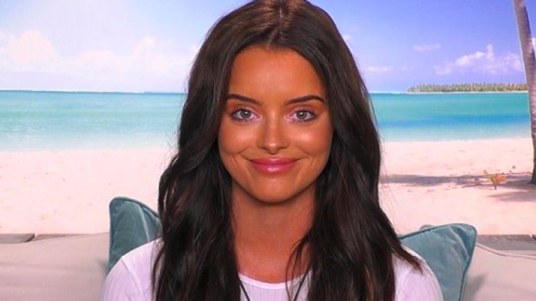 Maura Higgins' family want her to enter the I'm A Celeb jungle and absolutely, yes