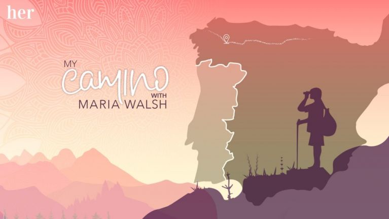 My Camino with Maria Walsh Day 1: Why I'm walking 'The Way'
