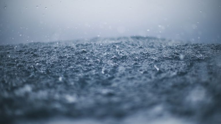 Status yellow rainfall warning is now extended to eight counties