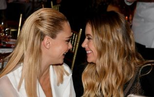 CONGRATS! Cara Delevingne and Ashely Benson are reportedly married