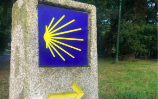 My Camino with Maria Walsh Day 3: We begin walking - and talking