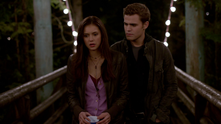 Paul Wesley admits he and Nina Dobrev didn't like each other on set of The Vampire Diaries