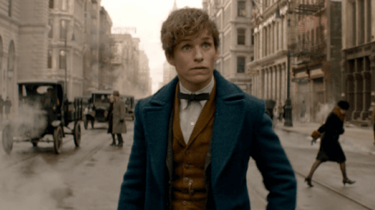 Better mark the calendars, Fantastic Beasts: The Crimes of Grindelwald is on TV next week