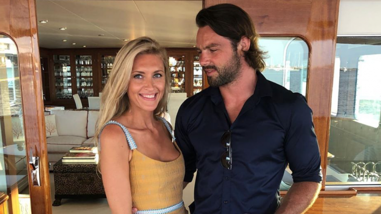 Ben Foden's new wife Jackie has responded to speculation that he'll cheat