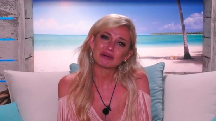 Love Island's Amy hits out at BBC radio DJ over 'get dumped by Curtis' game