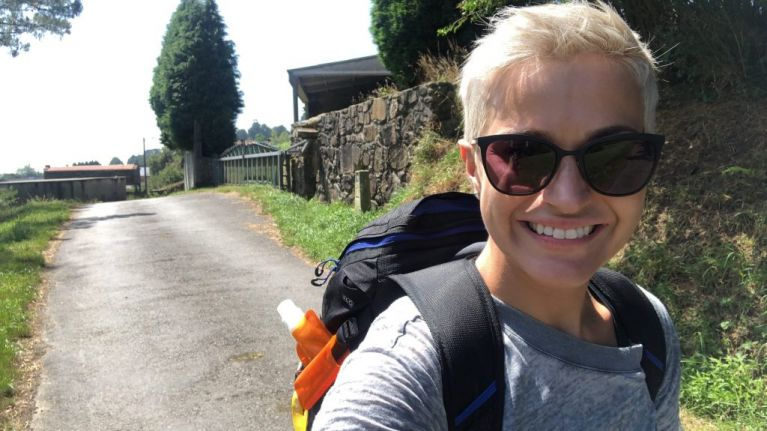 My Camino with Maria Walsh Day 9:  Take time for yourself and make no apologies about it