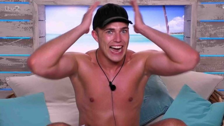Love Island's Curtis Pritchard has just bagged the perfect TV presenting job for him