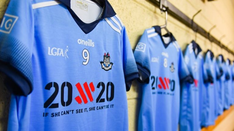 20x20 to take centre stage during Dublin and Mayo game