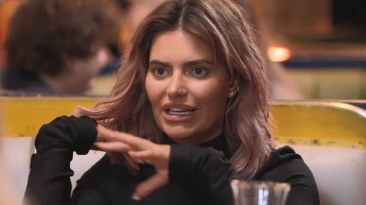 Megan Barton-Hanson calls ex Wes Nelson a 'budget Chris Brown' on Celebs Go Dating