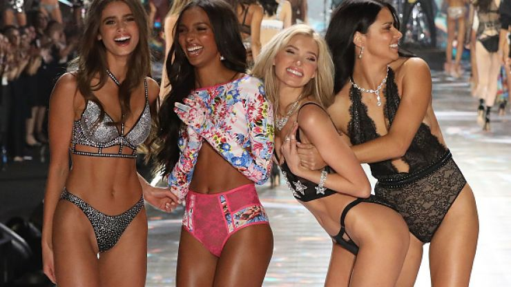 Victoria's Secret reportedly just cancelled this year's fashion show
