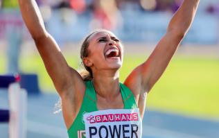 'Ultimately I want to be an Olympian' Nadia Power on the highs and lows of athletics