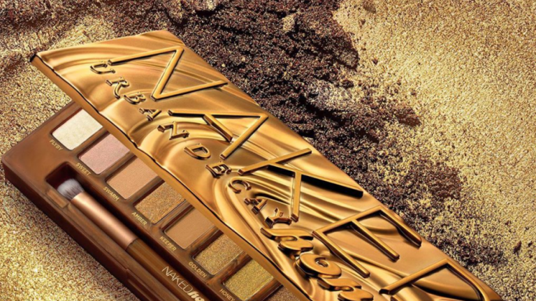 The official Irish release date for the Urban Decay Naked Honey palette has been revealed