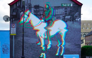 Hundreds sign petition to save Dublin's iconic Horseboy mural