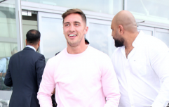 Love Island's Greg O'Shea joins Dublin law firm as he plans to sit FE1s later this year