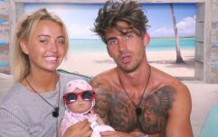 Love Island's Chris Taylor and Harley Brash have split – 'There's no romance'