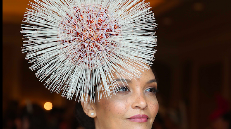 Gallery: Continentally Classic Best Dressed competition at the InterContinental Dublin