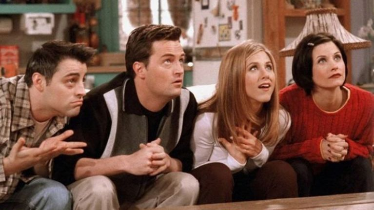 Friends fans have noticed a massive error in the episode