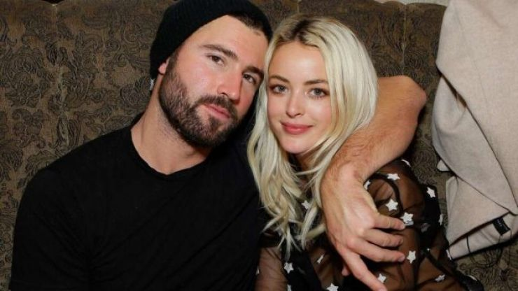 Brody Jenner makes a statement about his relationship with his ex, Kaitlynn Carter