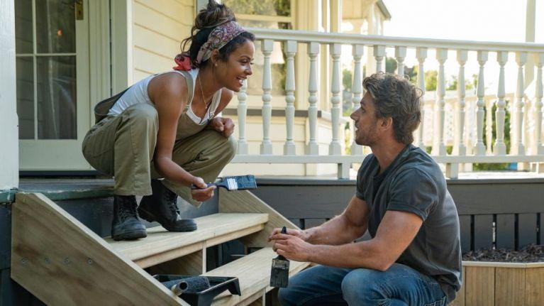 Falling Inn Love may just be Netflix's cheesiest romantic comedy yet