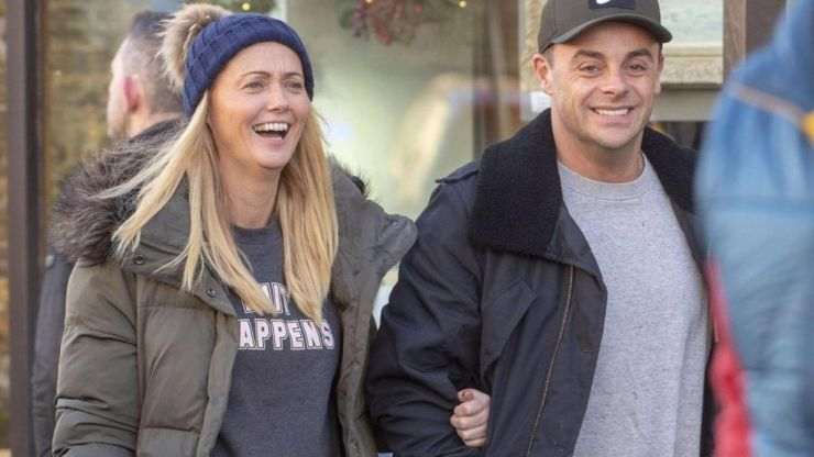 Ant Mcpartlin And Girlfriend Anne Marie Corbett Have Taken A Massive Step In Their Relationship Her Ie