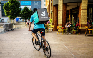 Deliveroo has added another town to its list as part of its Irish expansion