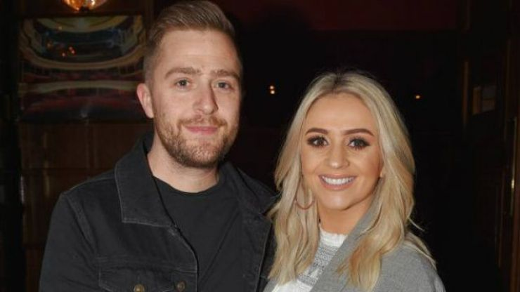 Fair City's George McMahon marries longtime girlfriend Rachel Smyth