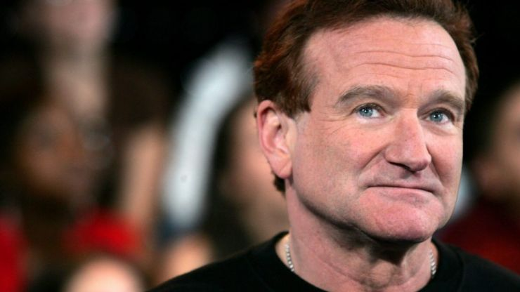 New Robin Williams documentary released today marking five years since comedian's death