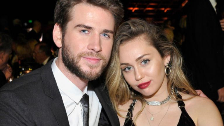 Liam Hemsworth speaks about his break up for the first time
