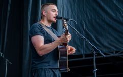 Dermot Kennedy shares health update after cancelled shows - but everyone's talking about his handwriting