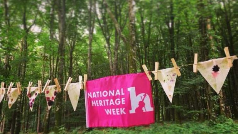 National Heritage Week is coming up and there are loads of free events happening