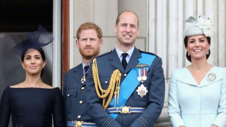 Royal expert says that Kate and William are avoiding Harry and Meghan for this reason