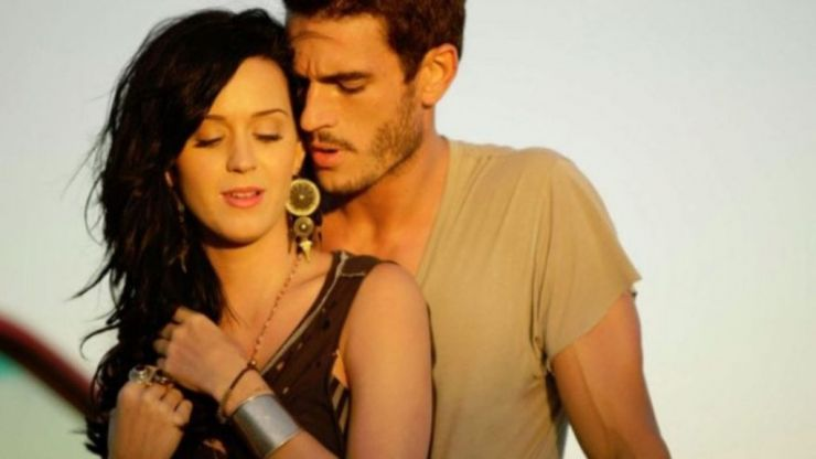 Katy Perry's Teenage Dream video co-star has accused her of sexual harassment