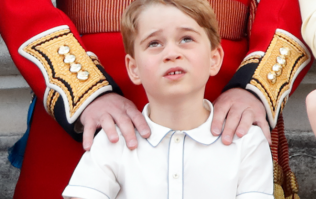 TV host apologises after mocking Prince George for taking ballet lessons