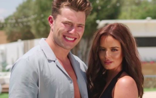 Love Island fans convinced Curtis and Maura have broken up
