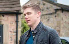 Emmerdale's Ryan Hawley hints Robert Sugden may die as he leaves the soap