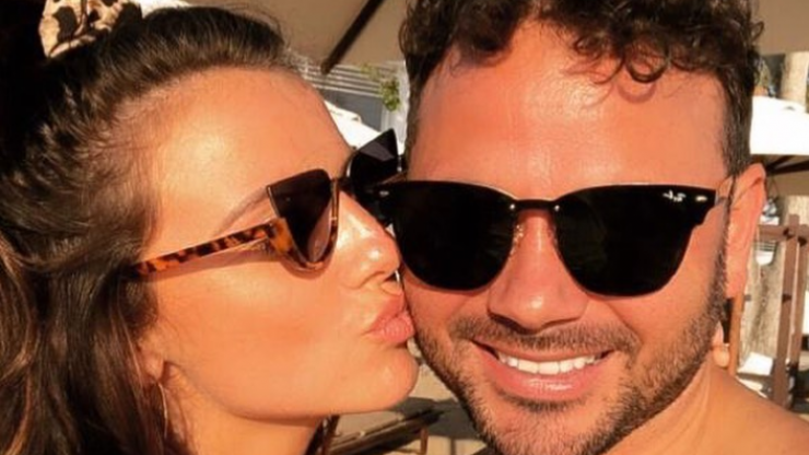 Ryan Thomas and Lucy Mecklenburgh announce they're expecting a baby