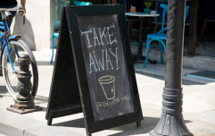 Coffee shops and restaurants will have to pay for sandwich boards to be left on paths