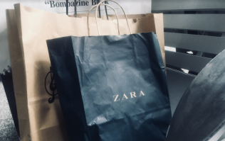 Bridal bargain! The Zara dress that's reduced to €26 is perfect for a hen party