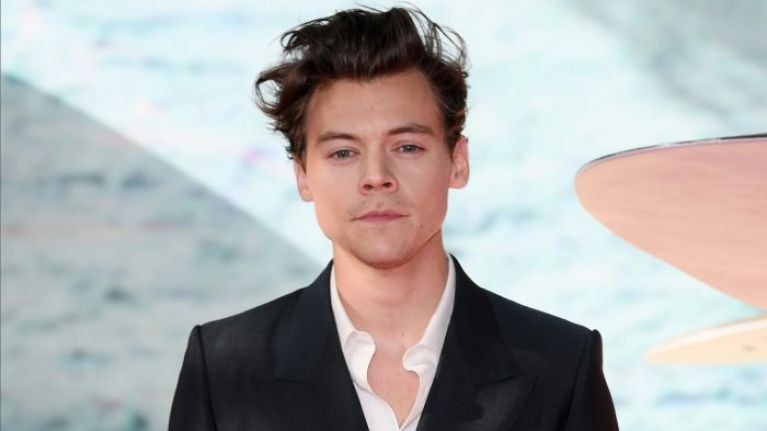 Harry Styles just chopped off all his hair and looks completely unrecognisable