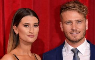 Emmerdale's Charley Webb and Matthew Wolfenden open up about traumatic birth of their third child