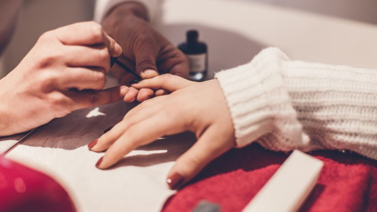 Expert explains why nail-trimming is best avoided when trying to prolong your manicure