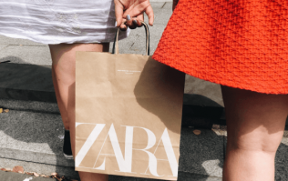 We just found the most perfect winter dress that has been reduced to €26 in Zara