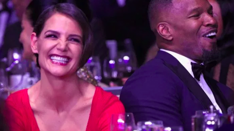 Katie Holmes and Jamie Foxx reportedly split after six years together