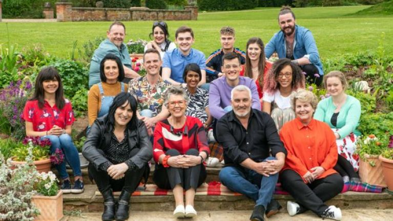 This year's The Great British Bake Off contestants have been revealed