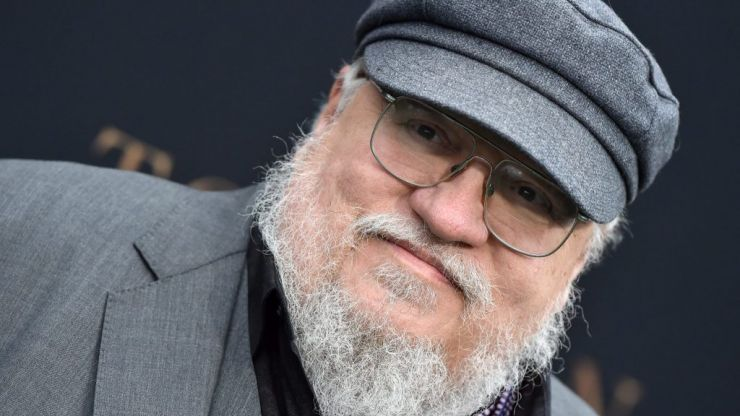 George R. R. Martin to receive The An Post International Recognition Award for 2019
