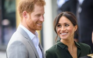Meghan and Harry make a statement on Instagram after a very dramatic week