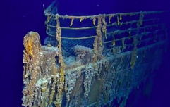 'Shocking' footage shows deterioration of the Titanic as parts of wreck are lost to sea