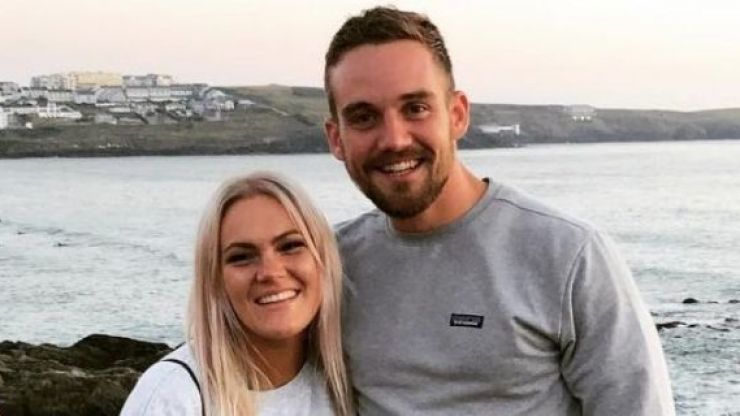Corrie's James Burrows announces he's engaged to girlfriend Sophie Coates